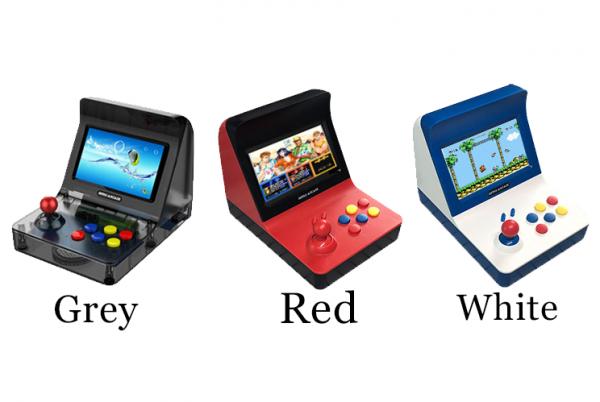 single game machine colours